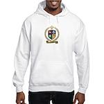 TALBOT Family Crest Hooded Sweatshirt