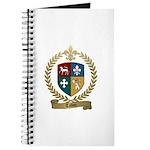 TALBOT Family Crest Journal