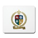 TALBOT Family Crest Mousepad