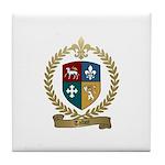 TALBOT Family Crest Tile Coaster