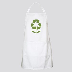 Recycle Flower Apron
