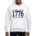 1776 - Independence Day Hooded Sweatshirt