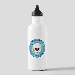 41 ECS/SCREAM Stainless Water Bottle 1.0L