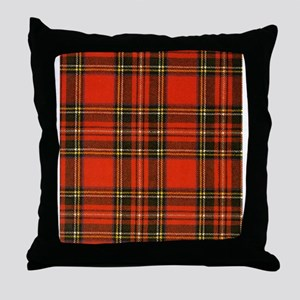 Tartan Pride Throw Pillow