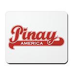 Pinay America Mousepad