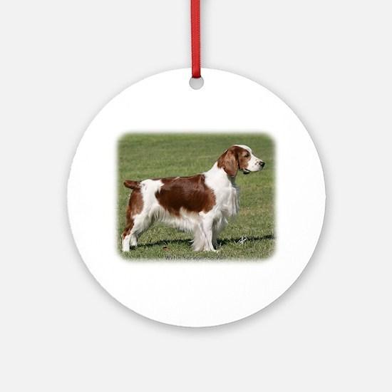 Welsh Springer Spaniel 9Y394D-041 Ornament (Round)