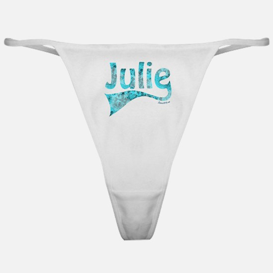 JULIE Classic Thong
