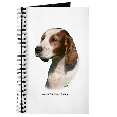 Welsh Springer Spaniel 9Y394D-046 Journal