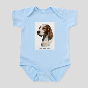 Welsh Springer Spaniel 9Y394D-046 Infant Bodysuit
