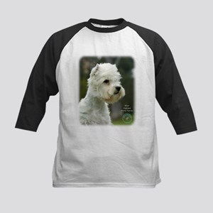 West Highland White Terrier 9J29D-10 Kids Baseball