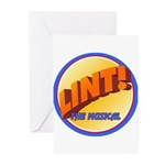 Lint! Greeting Cards (Pk of 10)