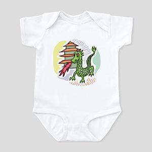 Dragon 2 Infant Creeper