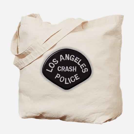 LAPD CRASH Tote Bag