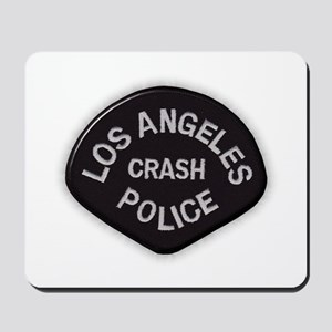 LAPD CRASH Mousepad