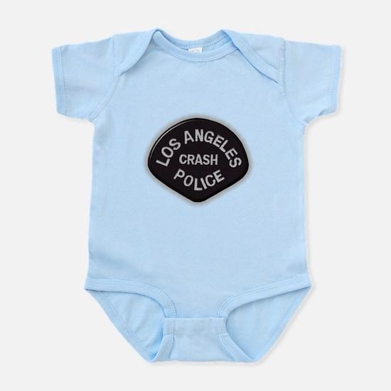 LAPD CRASH Infant Bodysuit