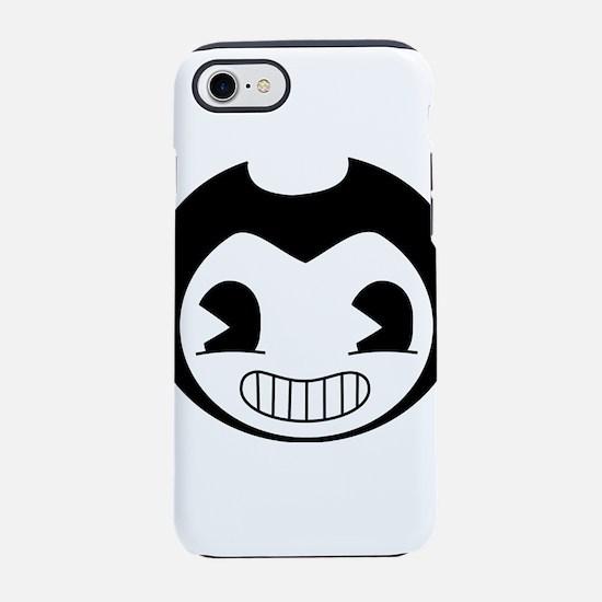 Bendy Smile iPhone 7 Tough Case