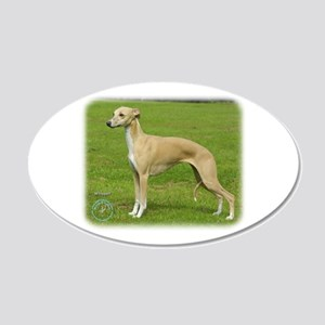 Whippet 9A002D-01 22x14 Oval Wall Peel