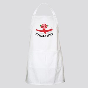 Rugby England Rose Apron
