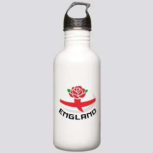 Rugby England Rose Stainless Water Bottle 1.0L