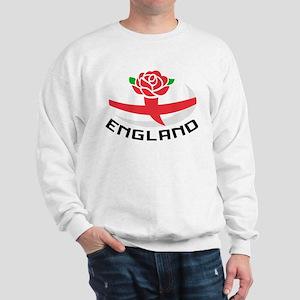 Rugby England Rose Sweatshirt