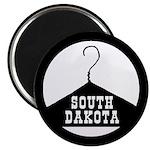 South Dakota - The Hanger Sta Magnet