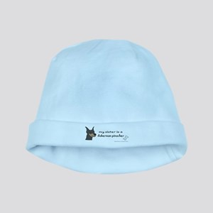 doberman pinscher gifts baby hat