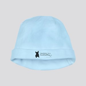 french bulldog gifts baby hat