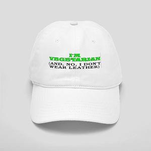I'm vegetarian Cap
