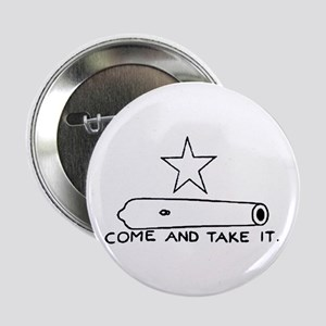 """Gonzales Flag """"Come and Take 2.25"""" Butto"""