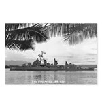 USS COGSWELL Postcards (Package of 8)