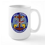 USS COGSWELL Large Mug