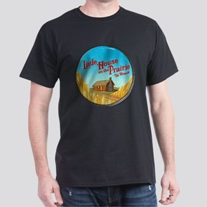 House on Prairie Ingalls Dark T-Shirt