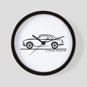 Alfa Giulietta Sprint Wall Clock