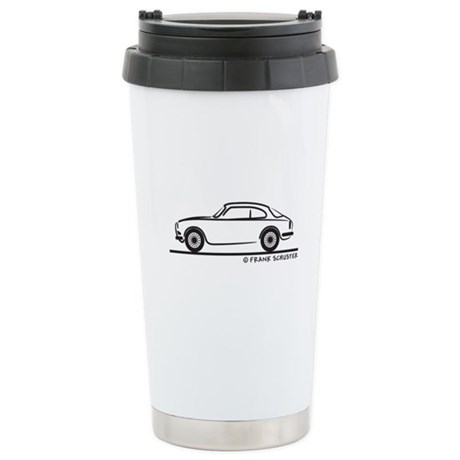 Alfa Giulietta Sprint Stainless Steel Travel Mug
