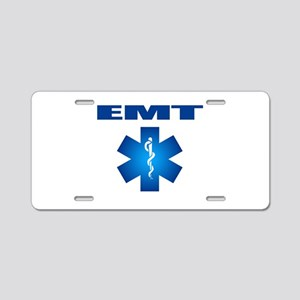 EMT - Aluminum License Plate