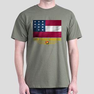 11th Texas Infantry Dark T-Shirt