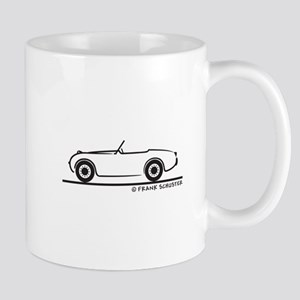 1959 Austin Healey Sprite Mug