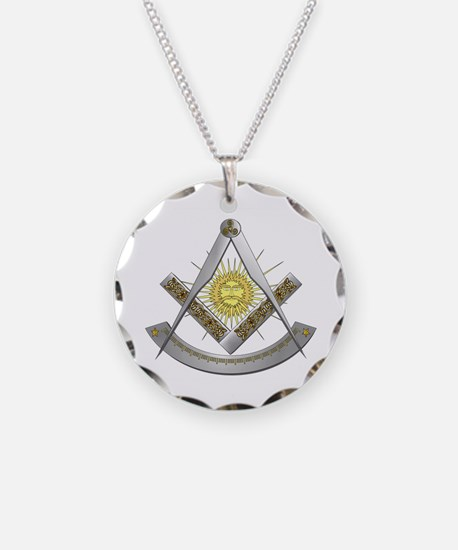 Celtic Past Master Necklace