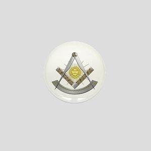 Celtic Past Master Mini Button