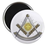 Celtic Past Master Magnet