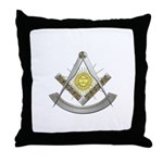 Celtic Past Master Throw Pillow