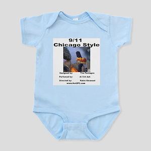 Chicago Style Infant Bodysuit