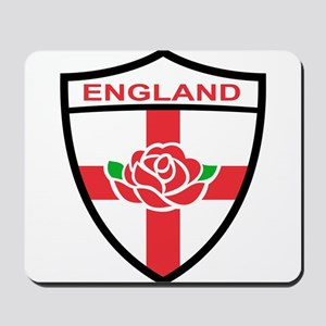 Rugby England Mousepad