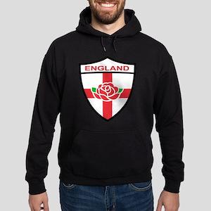 Rugby England Hoodie (dark)