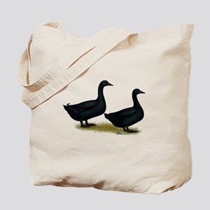 Cayuga Duck Pair Tote Bag