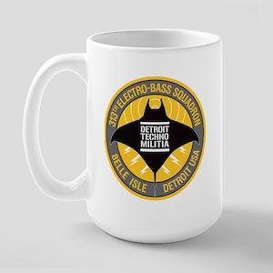Detroit Techno Militia Large Mug