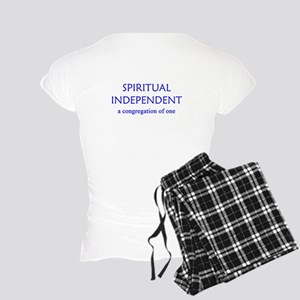 Spiritual Independent Women's Light Pajamas
