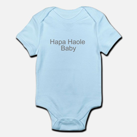 Hapa Haole Infant Bodysuit