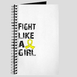 Licensed Fight Like A Girl 21.8 Endometrio Journal