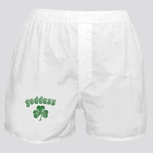 Goddess Boxer Shorts